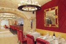 Restaurant Wine Vault - Monte Mulini Hotel / Monte Mulini Hotel in Rovinj, Istria, Croatia  www.montemulinihotel.com www.facebook.com/MonteMuliniHotel