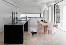 INTERIORS / Interior architecture  / by Metry kwadrat