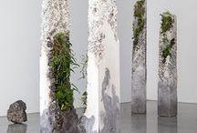 CONCRETE / concrete objects, concrete design / by Metry kwadrat