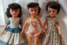 Vintage Dolls / Dolls from the 60s and 70s (and earlier and later). / by Linda Sikkema