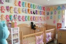 Nursery Ideas & Kids Rooms / Someday...I like to plan ahead :) / by Kari Withey
