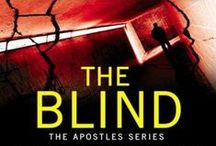 The Blind / Evie & Jack's story. A fiery female FBI bombs and weapons specialist teams up with a buttoned-up businessman/art collector to track down a serial bomber who uses bombs and live models to recreate masterful art that lives and breathes...and with the flip of a switch dies.