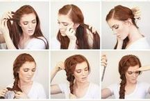 Beauty How To. . . / Simple steps to create the look you love.
