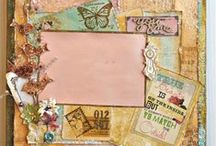 Scrapbooking - Pages made by Me