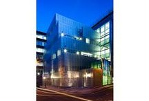 London Metro University - Case Study / Bespoke Glazing; Aluminium Curtain Walling & Aluminium Windows have been used in this case study.