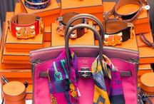Hermès - H'ing it Up! / Hermes elements in every day life / by gigi addi