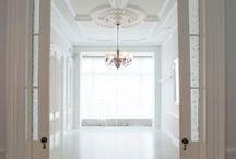Dekalb - Parlor Floor Details / Maison May Dekalb