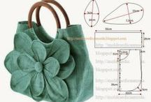 Sewing inspiration - bags
