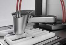 3D Printing, Laser Cutting