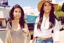 Kardashian / Jenner Style