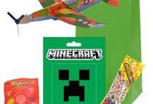 Minecraft Party / Minecraft Party Ideas