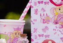 Fairy Party / Fairy themed party goodies, decorations and party bag ideas.