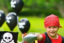 Pirate Party / Party inspiration for your Pirate celebration.