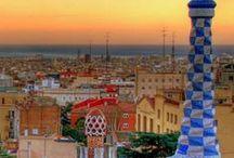 Barcelona / a városról