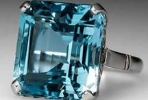 Just aquamarine / Love aquamarine - reminds me of the sea and scuba diving, and it is believed to be a reflection of heaven.   Also calming; soothing; cleansing; inspired truth, trust & letting go; eternal youth & happiness; and opens channels of clear & heartfelt communication.