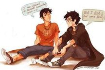 "Percy Jackson :* / I will add a pictures about series ""Percy Jackson"""