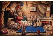 Rabbits / Кролики
