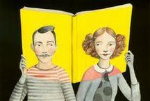 Book Face / #bookface #sleeveface