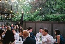 Dekalb- Dining in the Garden / Maison May Dekalb
