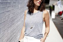 * STYLE | Summer * / Style for Summer & Spring.