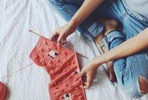Trust the Mojo / Knitting inspiration - inpirations tricots
