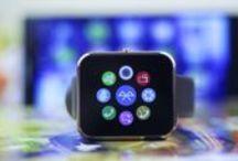 Relojes Inteligentes / Los relojes inteligentes han capturado la atención de los colosos de la tecnología como Apple, Google y Samsung, aquí podrás ver los models más recientes.