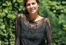 El estilo de Juliana Awada / http://www.blocdemoda.com/search/label/Primera%20Dama