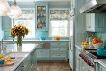 Bydlení a nápady do domu / Jednoduchá výzdoba, uspořádání pokojů, dekorace do domu, skladování věcí, vychytávky pro snadnější život