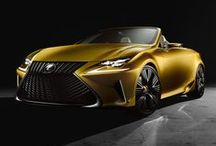 Lexus Concepts / Discover the future of #Lexus performance, innovation and design.