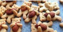 Vánoční cukroví, Christmas sweets / Recepty na vánoční cukroví a sladké sváteční pečivo.