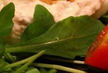 Zdravá jídla, low carb recepty / Low carb, dietní zdravá jídla se sníženým obsahem sacharidů, bezpšeničné recepty