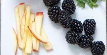 Dětská jídla v 1. roce / Recepty na dětská jídla do 1 roku věku, domácí přesnídávky, tipy na kombinování ovoce a zeleniny. First food recipes for baby´s