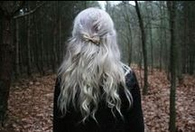 Women with long grey hair / To give me inspiration, and keep me going while I grow mine long! [Update, 2017: My hair is now classed as 'long' (it took 4 years to get to that stage), but I keep this board going as I love to see images of other women enjoying their long grey hair, and giving inspiration to others that they can do it too! It certainly helped me....]