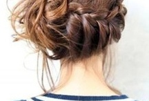 - de jolies coiffures -