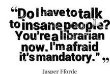 Fun and Quirky Library Stuff