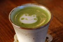 All Things Matcha / We love matcha and everything matcha flavored!