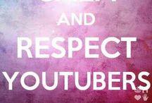 Youtubers ☺️