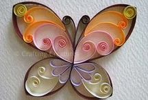 Paper Quilling Patterns / paper quilling patterns, what is quilling, how to paper quill, paper quilling ideas, quilled flowers, quilling flowers, quilling instructions, quilling patterns free, how to do quilling, quilling tutorial, quilling how to, paper quilling designs / by AllFreePaperCrafts