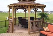 Chicago-Area Gazebo Builder / Projects custom designed and built by Archadeck of Chicagoland.