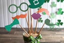 St. Patrick's Day Crafts / These crafts for St. Patrick's Day are fun and festive paper crafts! Make St. Patrick's Day decorations, handmade cards, scrapbook layouts, and other St. Patrick's Day crafts. / by AllFreePaperCrafts