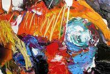 Malba a další umění...