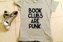 Bookish Attire / Literary fashion that we love!