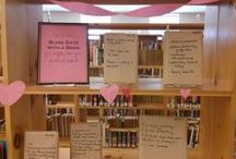 BUPL Board of Displays / Book (& miscellaneous items of interest) displays from the Bonnechere Union Public Library.