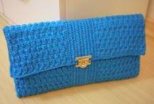 Minhas criações em Crochet / Feitos a mão