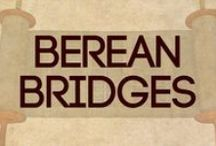 """Berean Bridges Video Series / Short topical teachings pulled from our larger teaching """"Welcome to the Whole Word"""" that focus on material frequently requested by those new to Hebraic Roots."""