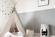 playroom inspiration / we're dreaming of amazing play spaces, that inspire your babybee babes to learn while they play, without sacrificing your home decor