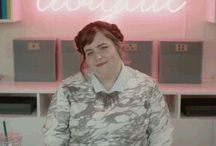 STYLE ICONS: Aidy Bryant
