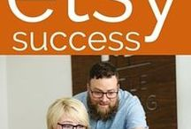 Etsy Success Stories / Hear from who are thriving on Etsy! These entrepreneurs have converted to full time Etsypreneurs. Through creative product development, handwork, strong SEO and outside marketing, these stores as rocking it in the small business space!
