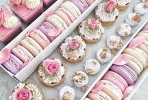 French patisserie / French patisserie, gorgeous little cakes, Paris style confectionery, anything that reminds me of French foodie style!