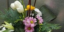 bloemen / school projecten